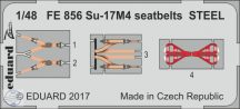 Su-17M4 seatbelts STEEL  1/48