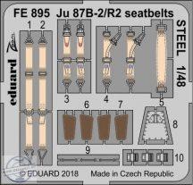 Ju 87B-2/ R2 seatbelts STEEL - Airfix