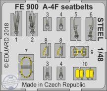 A-4F seatbelts STEEL  - 1/48 - Hobby Boss