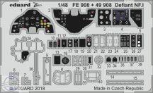 Defiant NF. I 1/48 - Airfix