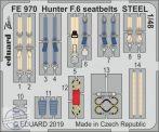Hunter F.6 seatbelts STEEL 1/48 - Airfix