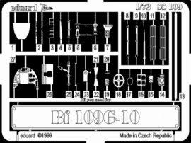 Bf 109G-10 - 1/72 - Revell