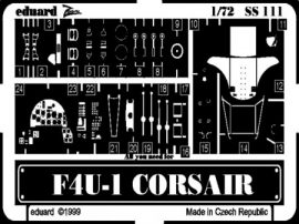 F4U-1  - 1/72 - Academy