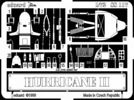 Hurricane Mk. II  - 1/72 - Revell