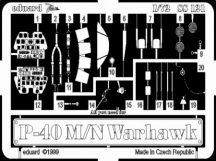 P-40M/N - Academy