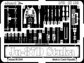 Ju 87D Stuka - Italeri