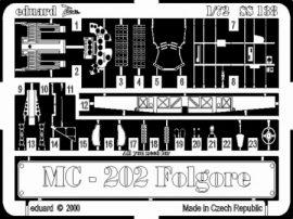 MC 202 Folgore - 1/72 - Hasegawa