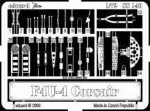 F4U-4 - Italeri