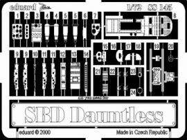SBD  Dauntless -  1/72 - Hasegawa