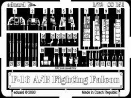 F-16A/B - 1/72 - Italeri