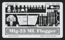 MiG-23ML Flogger  - Italeri