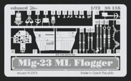 MiG-23ML Flogger  - 1/72 - Italeri