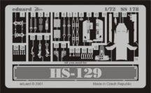 Hs 129 - Italeri