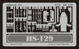 Hs 129 - 1/72 - Italeri