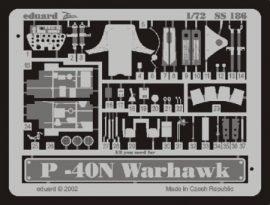 P-40N  - Hasegawa