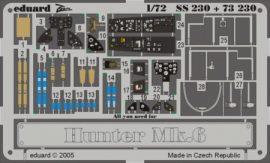 Hunter Mk.6 - 1/72 - Revell