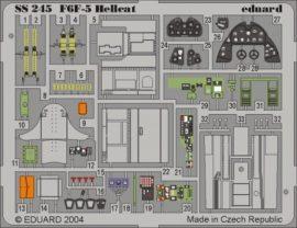 F6F-5 - 1/72 - Academy