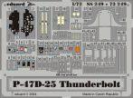P-47D-25  - 1/72 - Tamiya