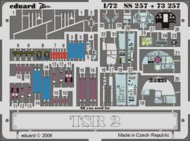 TSR 2  - 1/72 - Airfix
