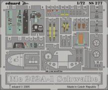 Me 262A-1 Schwalbe - Hasegawa
