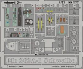 Me 262A-1 Schwalbe - 1/72 - Hasegawa