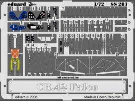 CR 42 Falco  - 1/72 -  Italeri