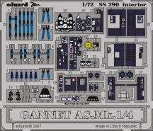 Gannet AS. Mk.1/4 interior - Trumpeter