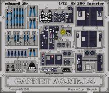 Gannet AS. Mk.1/4 interior - Trumpeter
