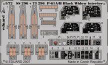 P-61A/ B interior S. A. - Dragon