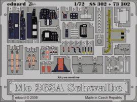 Me 262A Schwalbe - 1/72 - Academy