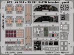 B-17G interior S. A.  - 1/72 - Academy