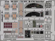 B-17G interior S. A.  - Academy