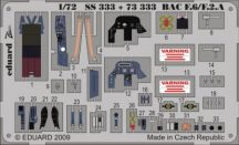 BAC Lightning F.6/ F.2A S. A. - Trumpeter
