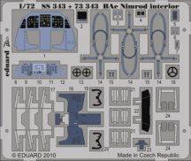 Nimrod interior - Airfix