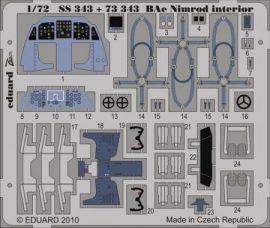 Nimrod interior - 1/72 -  Airfix