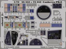 Canberra PR.9 S. A.  - Airfix