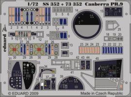 Canberra PR.9 S. A.  - 1/72 - Airfix