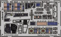 Canberra B(I)8 interior S. A. - Airfix