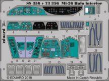 Mi-26 Halo interior - Revell/Zvezda