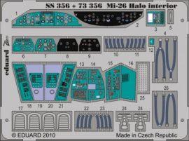 Mi-26 Halo interior - 1/72 - Revell/Zvezda