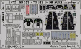 F-16I SUFA interior S. A. - 1/72 - Kinetic