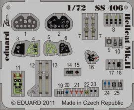 Hellcat Mk. II S. A. - 1/72 -  Eduard