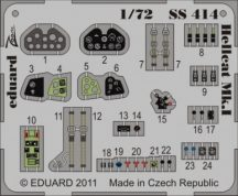 Hellcat Mk. I S. A. - Eduard