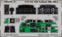 Valiant BK. MK. I interior S. A. - Airfix