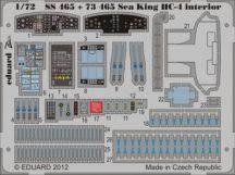Sea King HC-4 interior S. A. - Cyber hobby