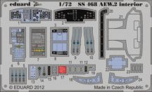 Sea King AEW.2 interior S. A.  - Cyber hobby