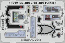 F-35B interior S. A.  - Fujimi