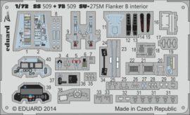 Su-27SM Flanker B interior S. A. - 1/72 - Zvezda