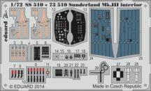 Sunderland Mk. III interior S. A.  -  Italeri