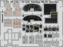 Stirling Mk. IV interior S. A. - Italeri